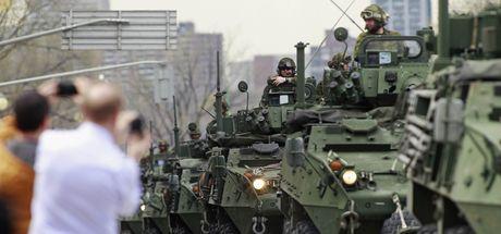 Kanada'nın Suudi Arabistan'a sattığı askeri araçlarla ilgili gerçek ortaya çıktı!