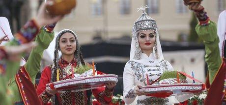 Günümüzde devam eden Nevruz gelenekleri ve adetleri...