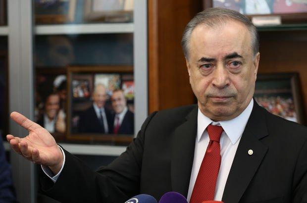 Galatasaray Başkanı Mustafa Cengiz'den UEFA açıklaması