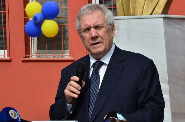 Aziz Yıldırım Çanakkale'de açılışa katıldı
