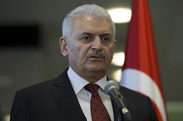 Başbakan Yıldırım Türk Dünyası Kültür Başkenti Programı Açılış Töreni'nde konuştu