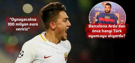 Cengiz Ünder, Barcelona'ya mı transfer olacak?