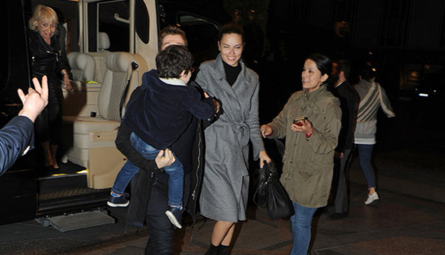Metin Hara sevgilisi Adriana Lima'yı ailesiyle tanıştırdı - Magazin haberleri