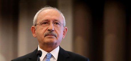 CHP Genel Başkanı Kılıçdaroğlu'ndan 'Cumhurbaşkanı adayı' açıklaması