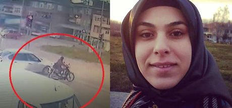 Samsun'da kamyonun çarptığı motosiklet sürücüsü genç kız hayatını kaybetti!
