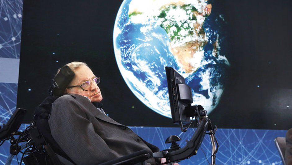 Stephen Hawking'in hastalığıyla ilgili sıra dışı bir iddia ortaya atıldı!