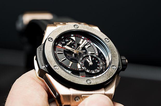 Hublot Dünya Kupası için 20.000 TL'lik saat üretti!