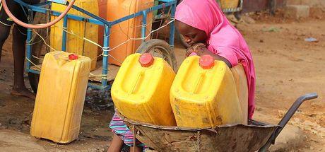 Dünyada 2 milyar insan kirli su içiyor!