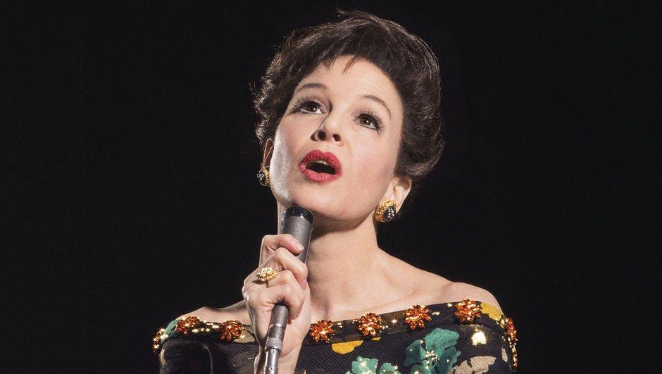 Ünlü oyuncudan Judy Garland canlandırması!