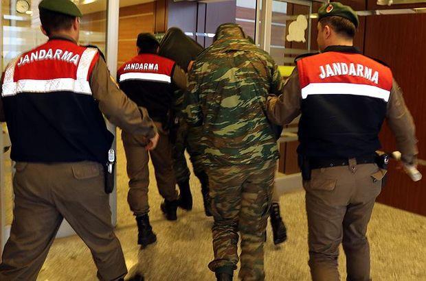 Sınırı geçen 2 Yunan asker soruşturmasında yeni gelişme!