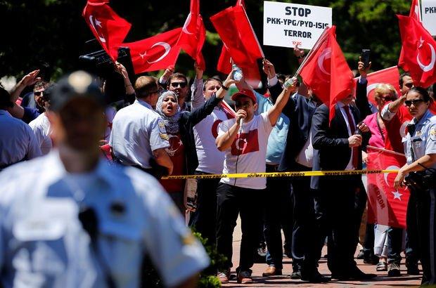 ABD'de Erdoğan'ın 11 koruması hakkındaki suçlamalar düşürüldü!