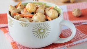 Zeytinyağlı yer elması nasıl yapılır? Zeytinyağlı yer alması tarifi ve malzemeleri...