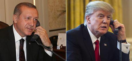 Erdoğan-Trump görüşmesine ilişkin Beyaz Saray ve Beştepe'den açıklama