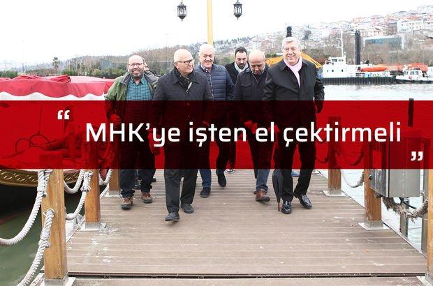 """""""MHK ve hakemler artık ülkenin sorunu"""""""