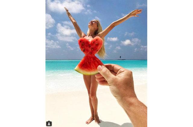 Dilara Öztunçun bitmeyen tatili - Magazin haberleri
