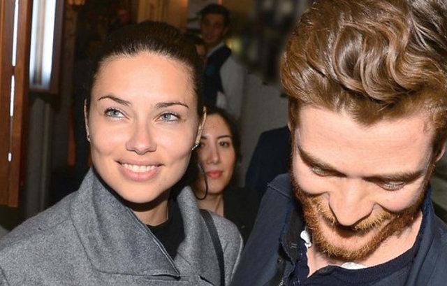 Metin Hara: Adriana Lima annemin elini öptü - Magazin haberleri