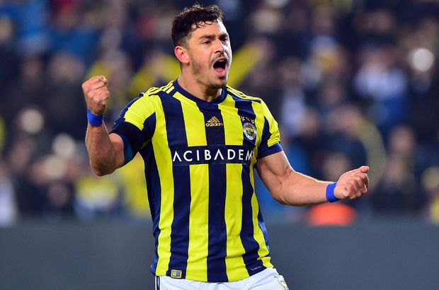 Fenerbahçe'de orta saha ligde 31 gol attı