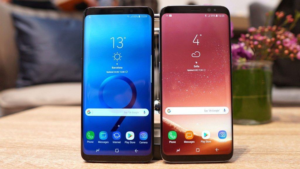 Samsung S9'da dokunmatik problemi! Sorun nasıl çözülecek?