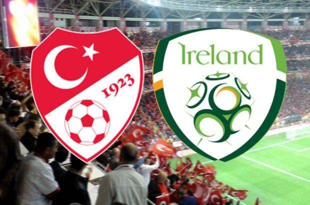Türkiye - İrlanda hazırlık maçı ne zaman? Milli maç hangi kanalda, saat kaçta?