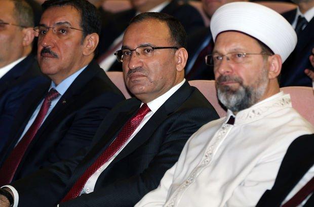 Bozdağ: Cumhurbaşkanımıza saldırı yapanlara sesleniyorum; Allah'tan korkun