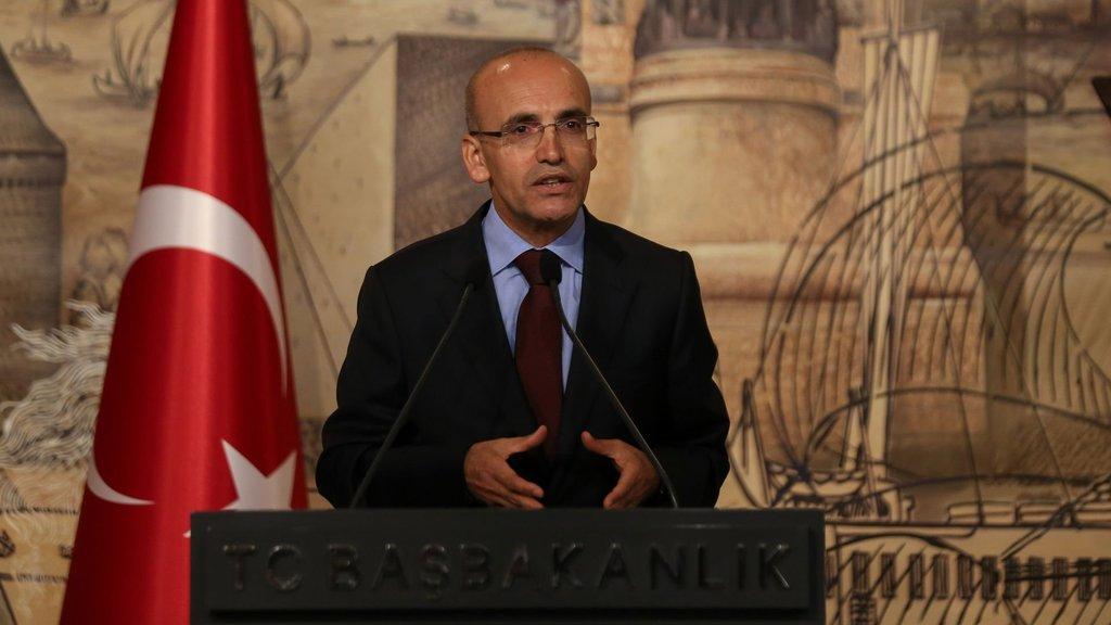 Mehmet Şimşek'ten dolar açıklaması