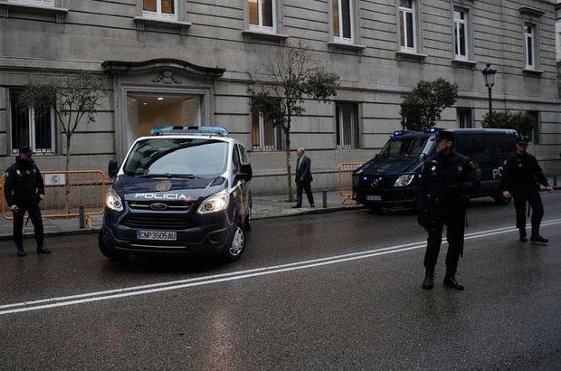 Son dakika! İspanya Yüksek Mahkemesi'nden flaş tutuklama kararı