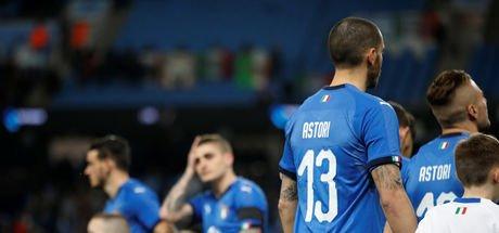 Arjantin İtalya maçında duygu dolu anlar! Astori anıldı, tek gollü prova!