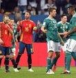 Almanya İspanya maçı nefesleri kesti! Rusya