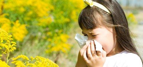 Bahar alerjileri çocuklarda performans düşüklüğüne yol açıyor