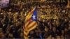 Katalan liderler hakkındaki uluslararası yakalama kararı protesto edildi