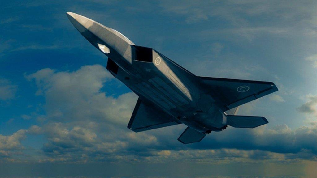 Milli savaş uçağı süper bilgisayardan çıkacak