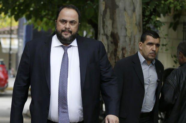 Olympiakos'un sahibi hakkında uyuşturucu soruşturması başlatıldı