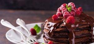 Çikolatalı pancake nasıl yapılır? Çikolatalı pancake tarifi ve malzemeleri