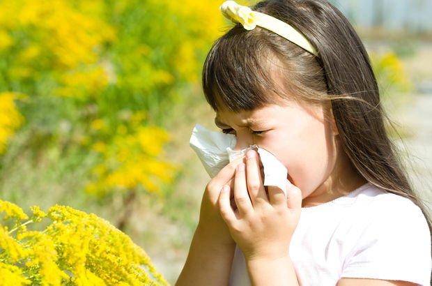 Dikkat! Bahar alerjileri çocukların performansını düşürüyor