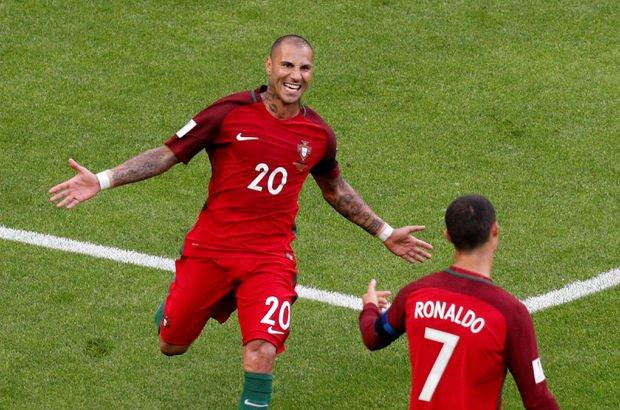 Quaresma, Portekiz Mısır maçına damga vurdu!