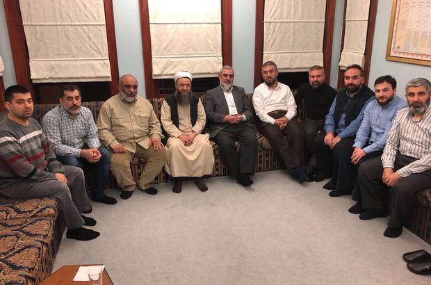 Hocalar buluşması Nevzat Çiçek İslam'ın güncellenmesi Nurettin Yıldız Cübbeli Ahmet Hoca