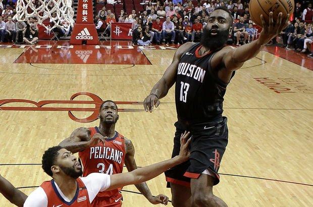 Houston Rockets'tan üst üste 8. galibiyet