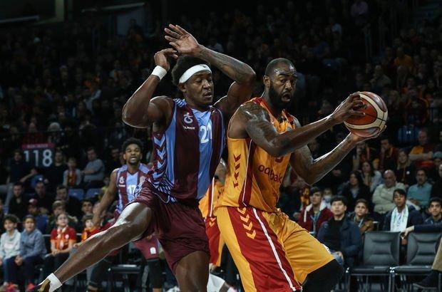 Galatasaray Odeabank: 84 - Trabzonspor: 78 | MAÇ SONUCU