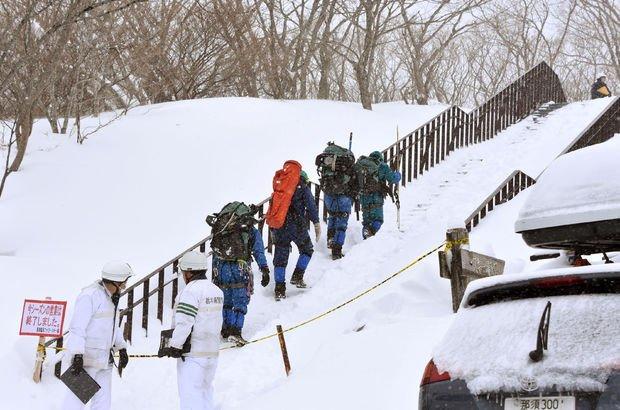 Anima Dağı'nda facia: 100 metre düşen üç dağcı öldü!