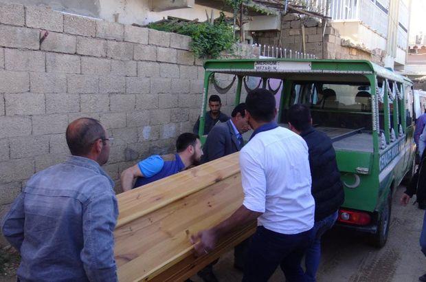 Nusaybin'de metruk evde erkek cesedi bulundu