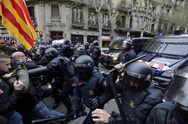 Eski Katalonya Başkanı Almanya'da gözaltına alındı!