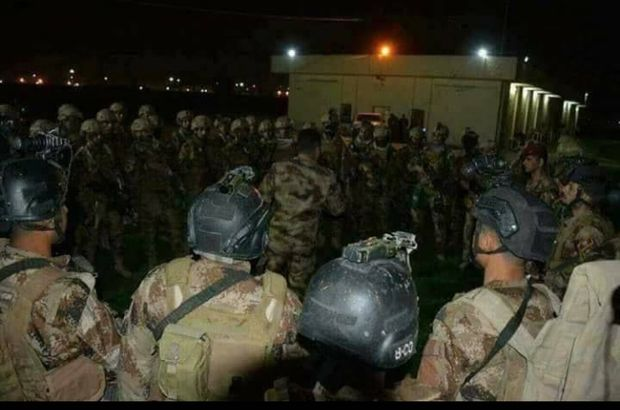 Son dakika! Irak ordusu, Sincar'a doğru harekete geçti!
