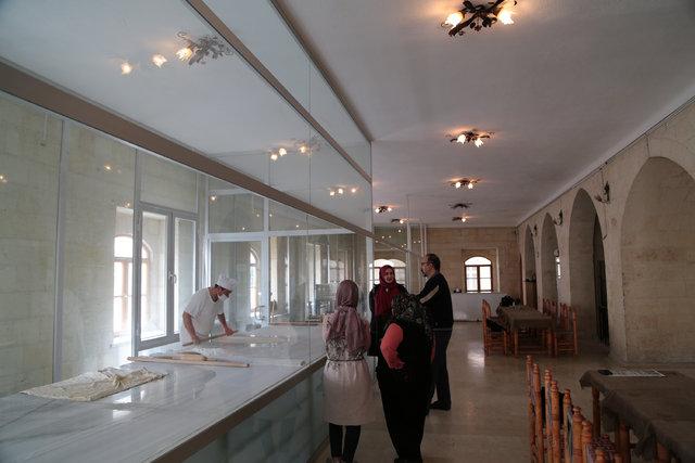 Gaziantepli doktor Baklava Müzesi açtı