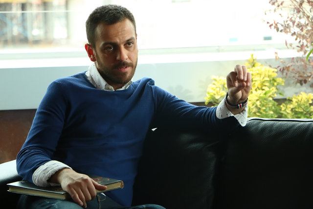 Çukur'un 'Vartolu'su Erkan Kolçak Köstendil: Onların yüzüne bakamayacağım şeyler yapmamaya çalışıyorum