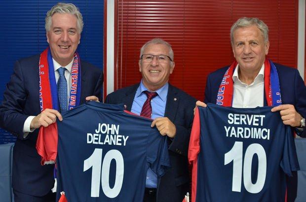 UEFA'dan, Altınordu'nun tesislerine ziyaret