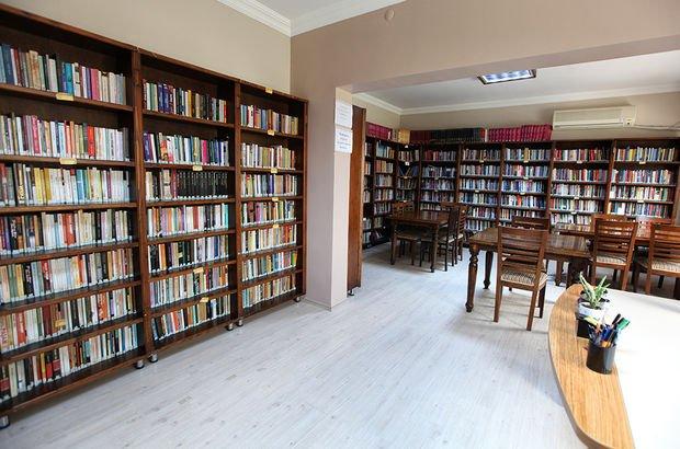 kütüphane ile ilgili görsel sonucu
