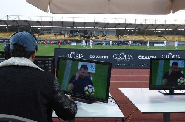Türkiye'de online video hakem yardımcı sistemi ilk kez Finlandiya Malta maçında uygulandı!