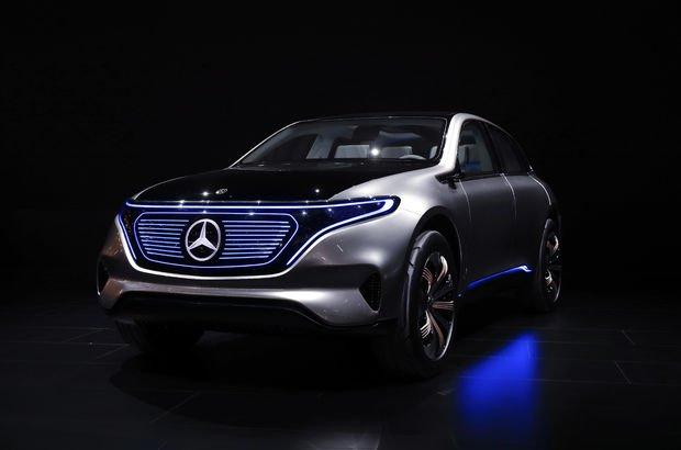 Elektrikli Mercedes Türkiye'ye geliyor! İşte detaylar...