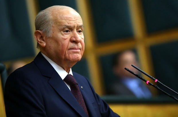 Devlet Bahçeli'den MHP grup toplantısında açıklamalar