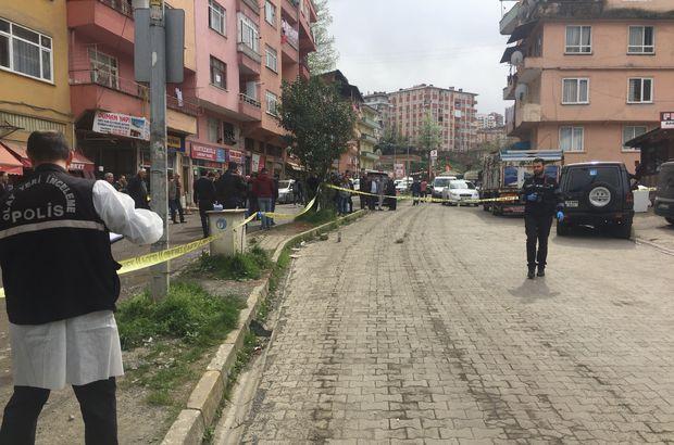Rize'de silahlı kavga: 3 yaralı